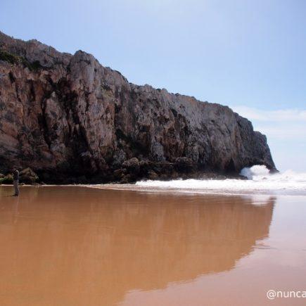 Playa Sagres Algarve Portugal
