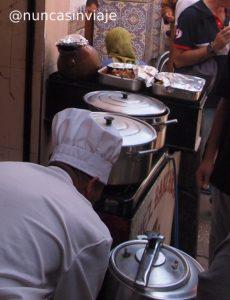 comida marruecos