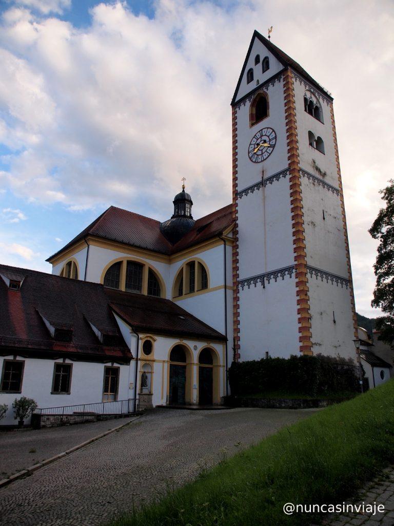 Campanario en Füssen