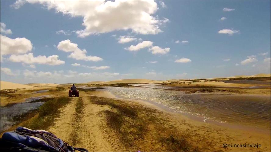Ruta en quad por los Lençóis