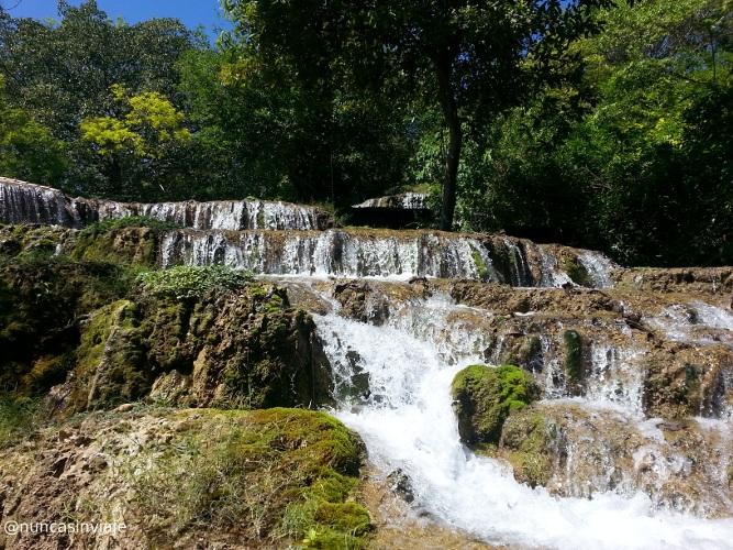 Cascada de la Nascente Azul, en Bonito