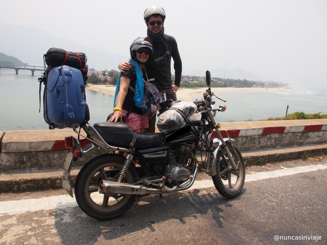Recorrido en Moto por Vietnam
