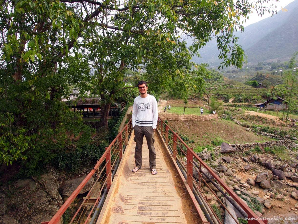 rio en Sapa Vietnam