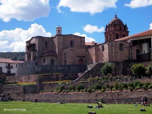 Coricancha en Cuzco, Perú