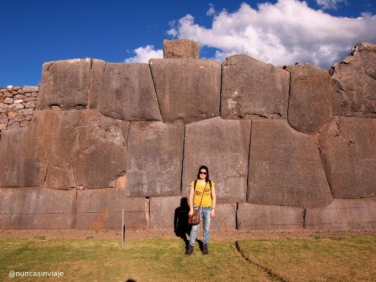 Sacsayhuaman en Cuzco, Perú