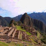 Vistas panorámicas de Machu Picchu