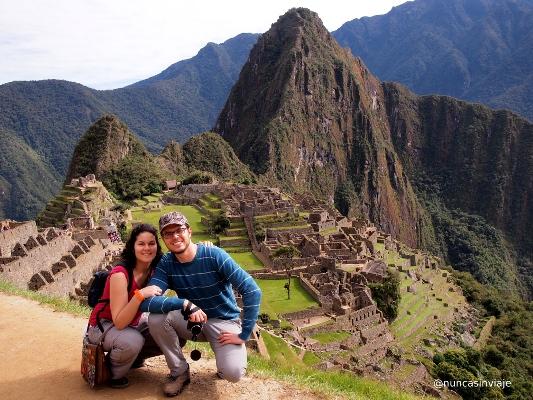 Machu Picchu desde el sector agrícola