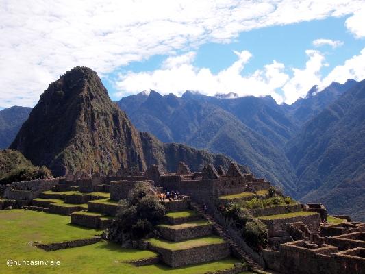 vistas de Huayna Picchu