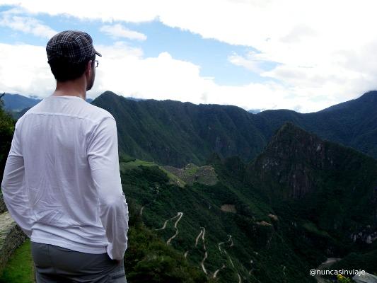Vistas desde Inti Punku