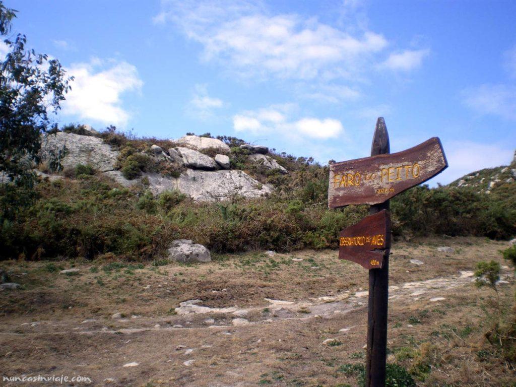 Ruta de Monte Agudo