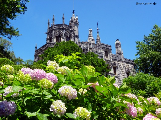 Vista general de la Quinta da Regaleira