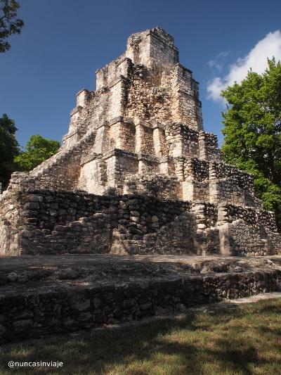 Castillo de Muyil