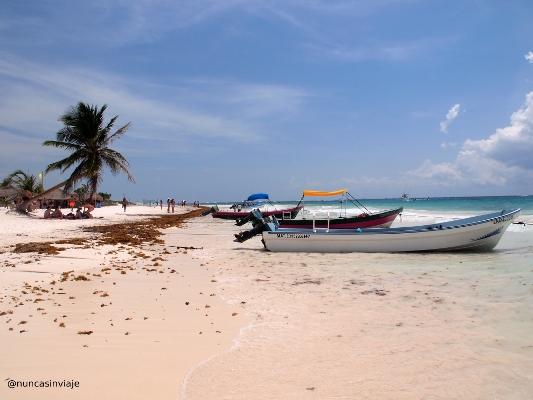 Qué ver en Riviera Maya: arena blanca y mar en Playa Paraíso