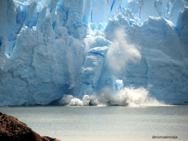 fractura del Perito Moreno