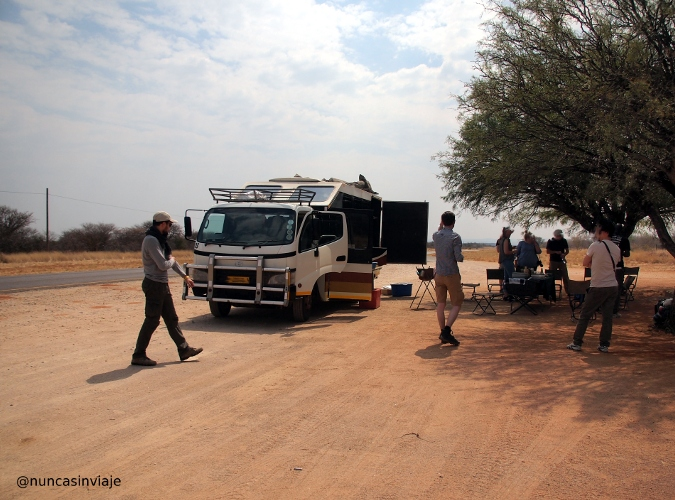 El camión del safari