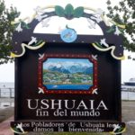 cartel ushuaia fin del mundo