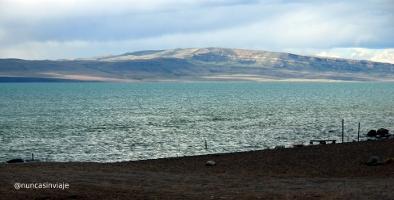 Vistas del Lago Argentino desde El Calafate
