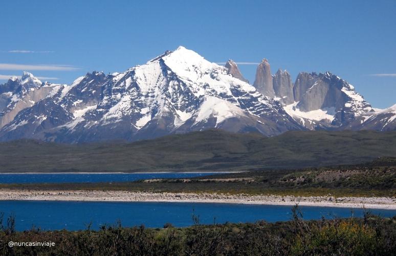 mirador Lago Sarmiento Torres del Paine