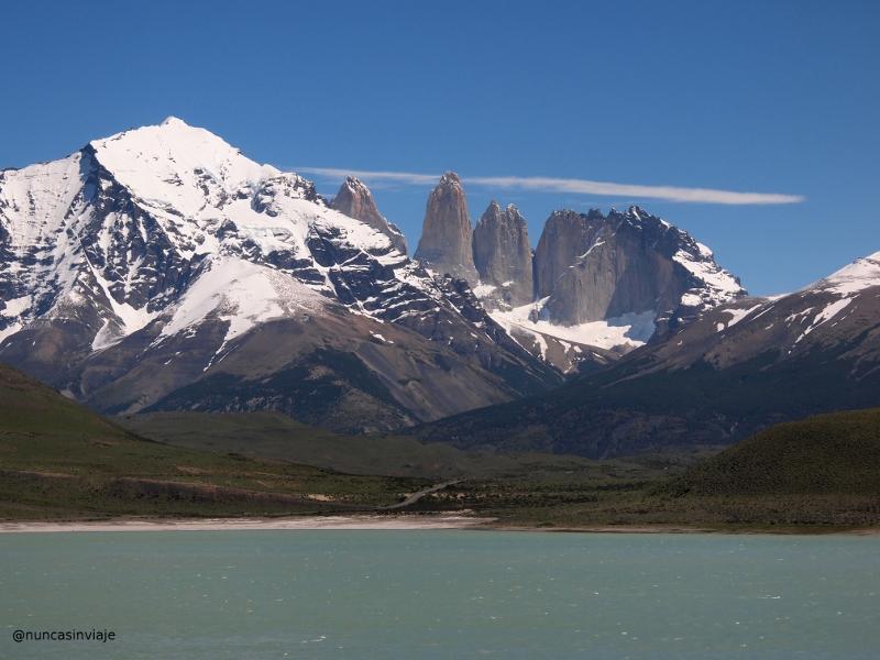 Laguna Amarga, Chile