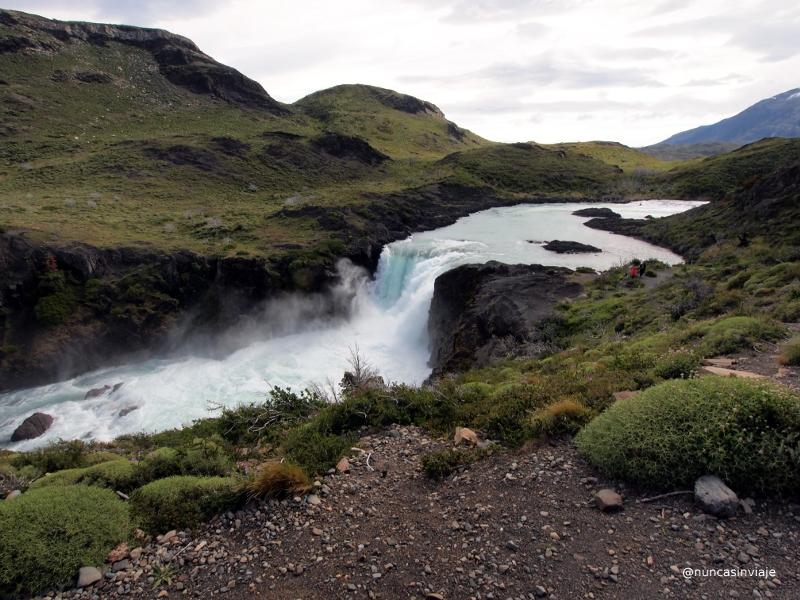 Salto Grande en Chile