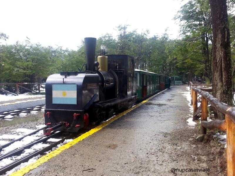 tren de ushuaia