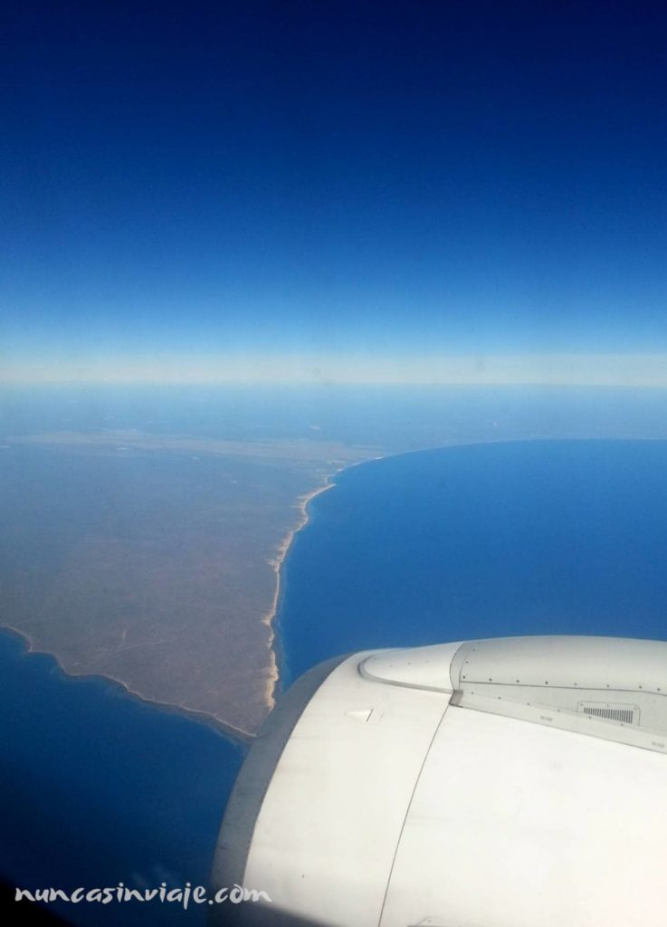 Nuestra llegada a Puerto Madryn