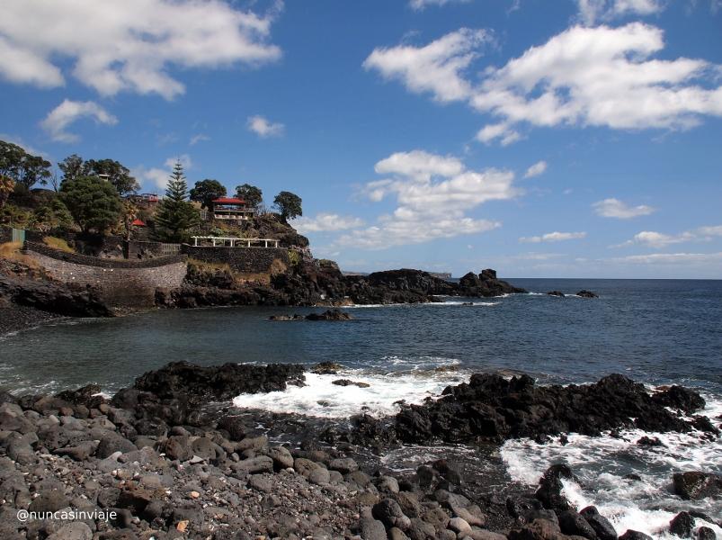 Caloura en San Miguel Azores