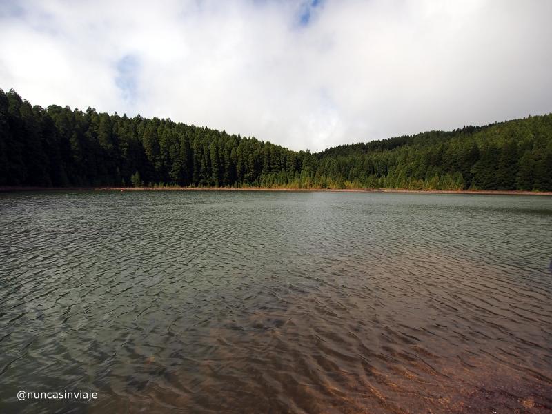Lagoa do Canario en San Miguel, Azores