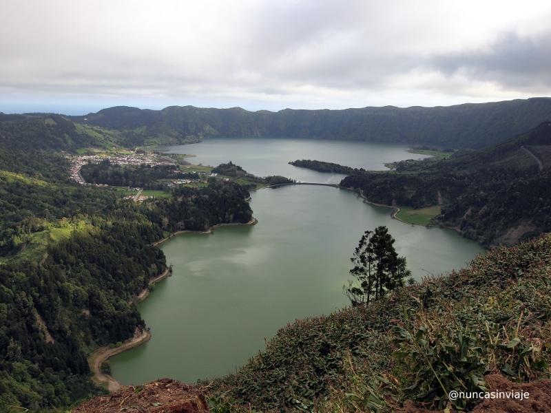 Lagoas das Sete Cidades, Azores