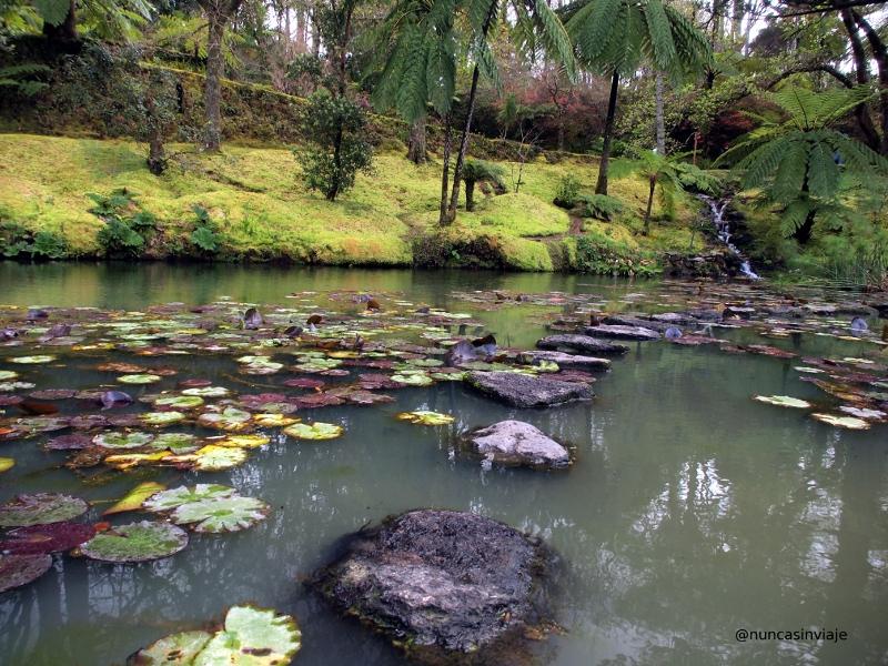 Terra Nostra en Azores