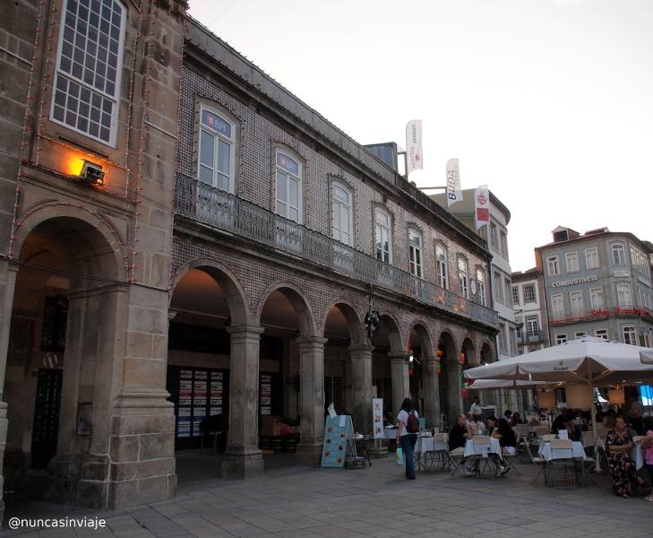 Edificio Arcada en Braga