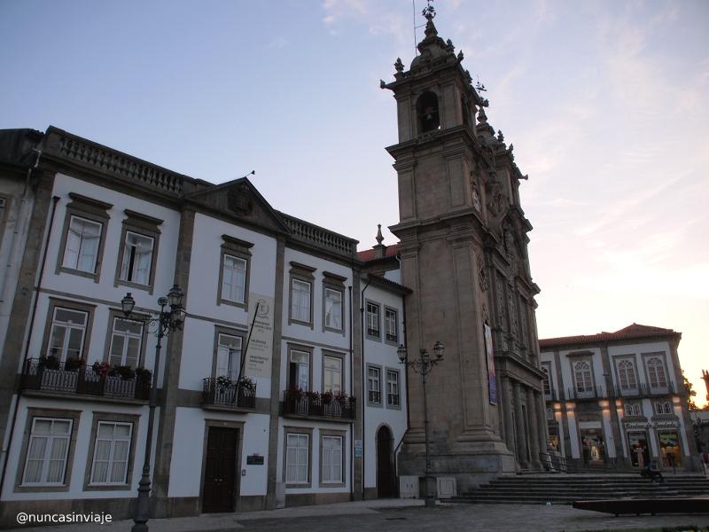 Igreja de Santa Cruz en Braga