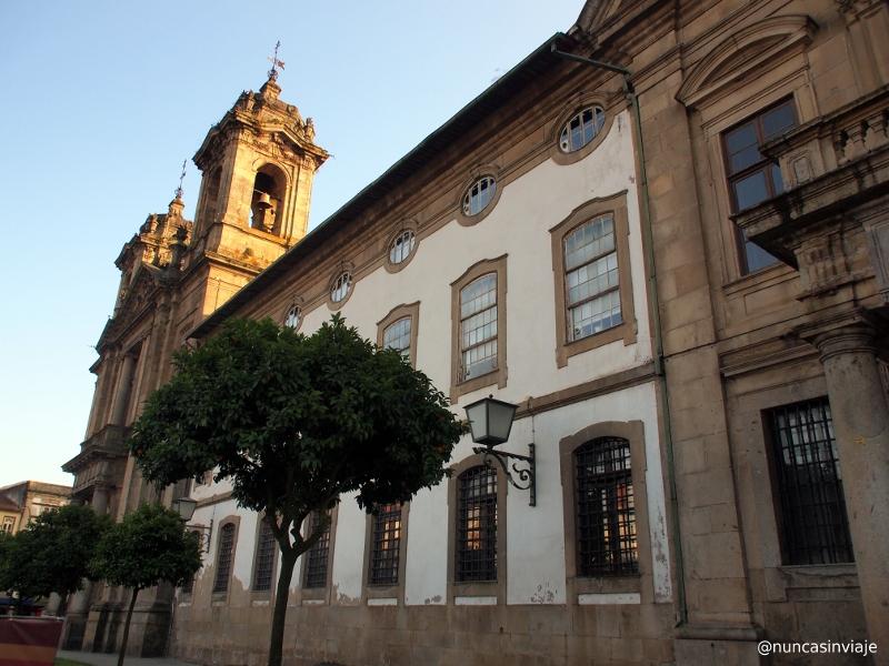 Iglesia Convento do Populo en Portugal