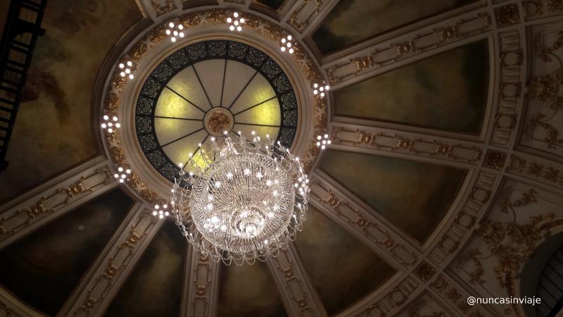Vista interior del Teatro Circo