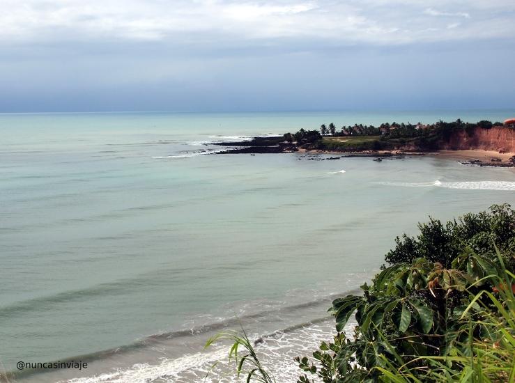 Mirador de los delfines en Natal