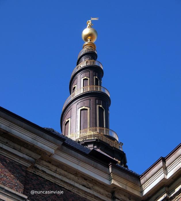 iglesia de San Salvador en Copenhague
