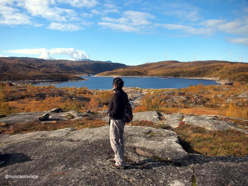 Qué ver en Narvik: Ovre Jernvann