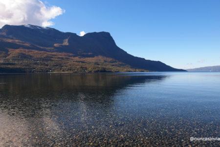 fiordo de Narvik