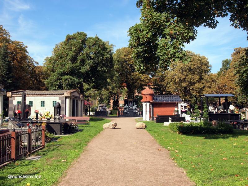 cementerio de St. Pauli en Malmo