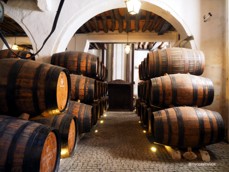 Bodega Ramos Pinto, cave en Vila Nova de Gaia de vino de Oporto