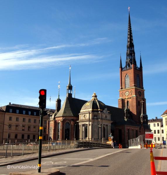 iglesia en Estocolmo