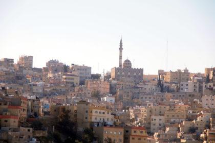 vistas de Amán