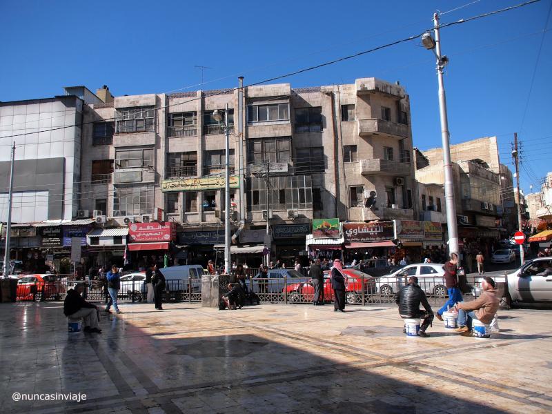 Downtown de Amán