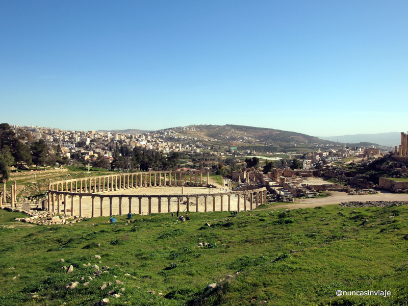 Foro de Jerash