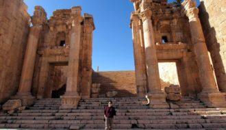 Ciudad de Jerash