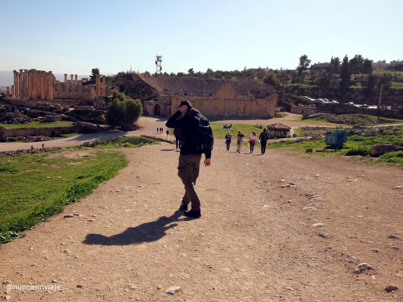 Teatro Sur de Jerash