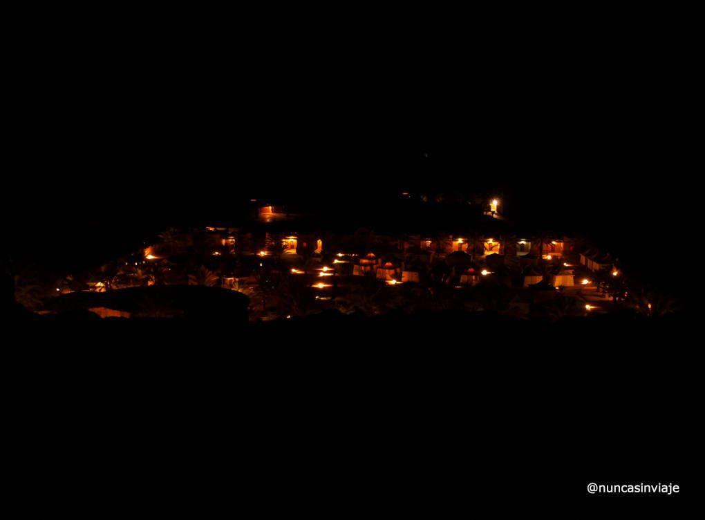 Bait Ali Camp de noche