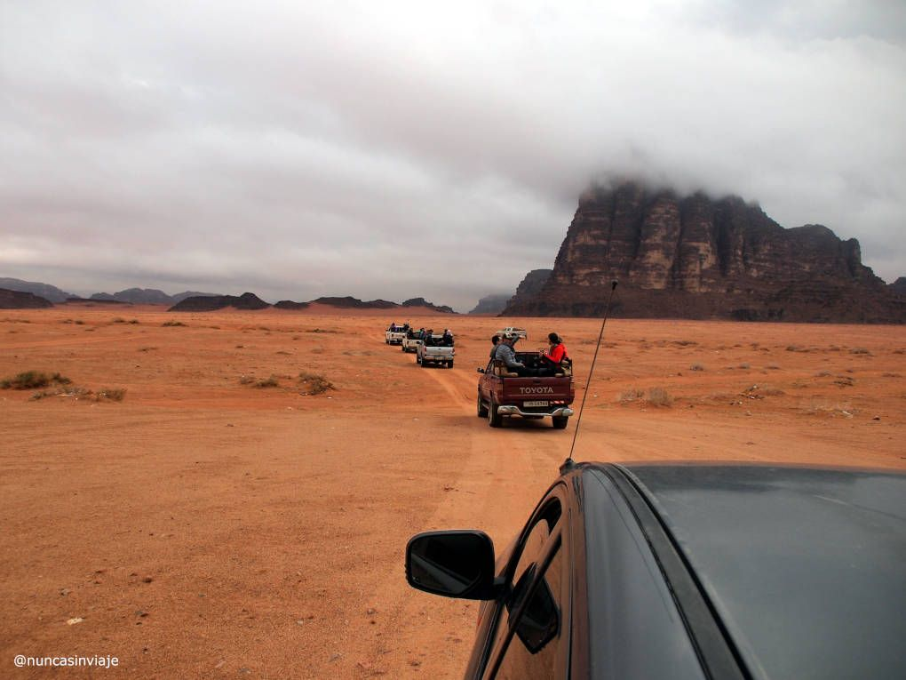 Jeeps y los Siete Pilares de la Sabiduría