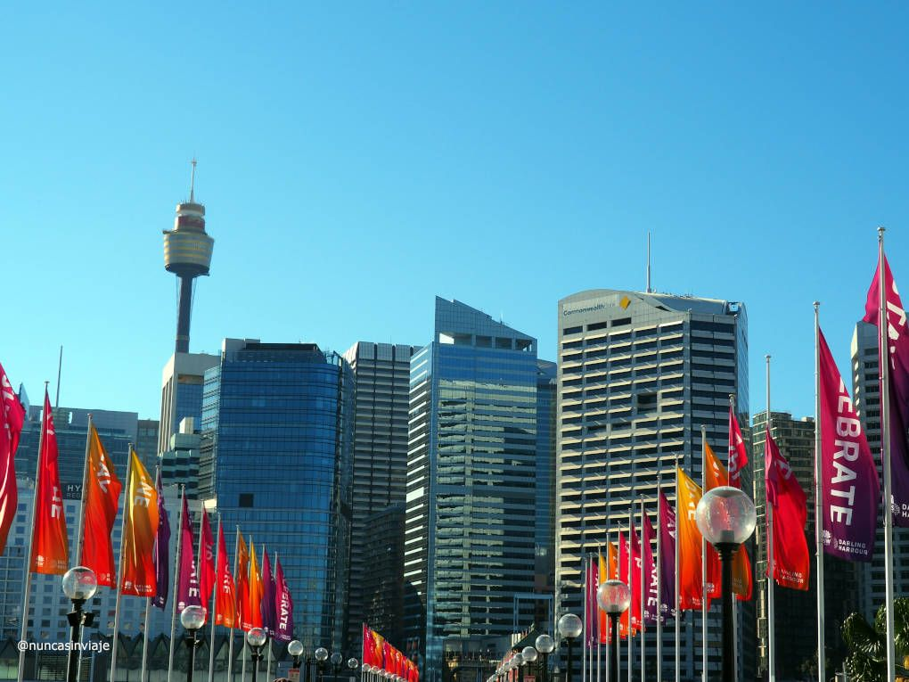 Pyrmont Bridge