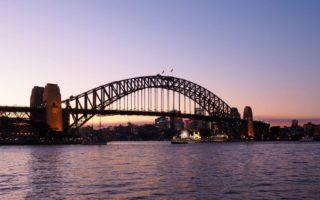 Puente del puerto de Sidney